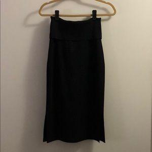 MM Lafleur Harlem Skirt Black Small